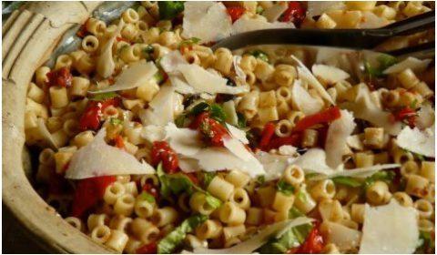 Recettes-Ludo-Salade-de-pâtes-et-lentilles