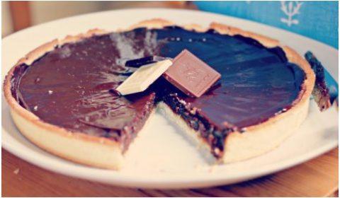 Recettes-Ludo-Tarte-aux-deux-chocolats
