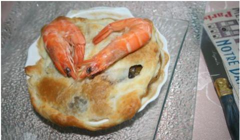 recettes-ludo-Feuilleté-de-saint-jacques