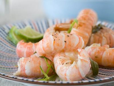 recettes-ludo-Langoustine du chef