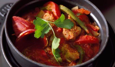 recettes-ludo-emince-porc-sauce-soja-concombre-champignons-tomate