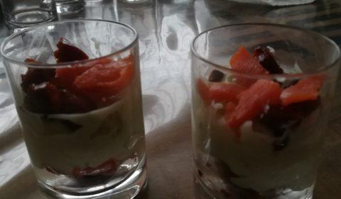 recette-ludo-verrine-puree-pdt-celeri-blette-chorizo-saumon